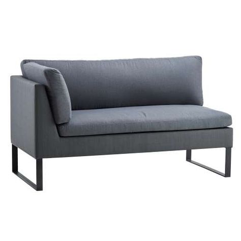 Shop Flex 2 Seater Sofa by Cane-line. Scandinavian Minimalist Indoor and Outdoor Garden and Patio Furniture. Dining and Lounge Chairs, Sofas, Tables, Cushions.