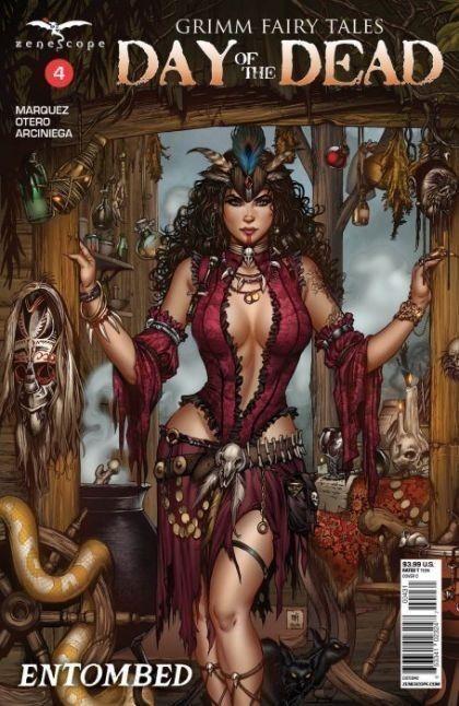7B cover Neverland #7 Grimm Fairy Tales Presents Zenescope