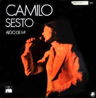 Camilo Sesto álbum Algo De Mi Edición En Mexico 1972 Camilo Sesto Camilo Durcal