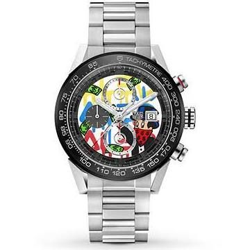 Alec Monopoly Special Edition Google Search Tag Heuer Watch