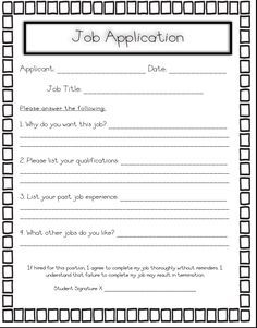 how to make a job application form mersn proforum co