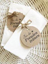 Sie Sind Auf Der Suche Nach Zauberhaften Freudentranen Taschentuchern Fur Ihr Freudentranen Suche Ta Karte Hochzeit Gluckstranen Taschentucher Hochzeit
