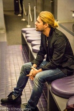 "David Garrett Movie Premiere – Quad Cinema -  2/1/2015 - shot from the New York premiere of ""The Devil's Violinist""."