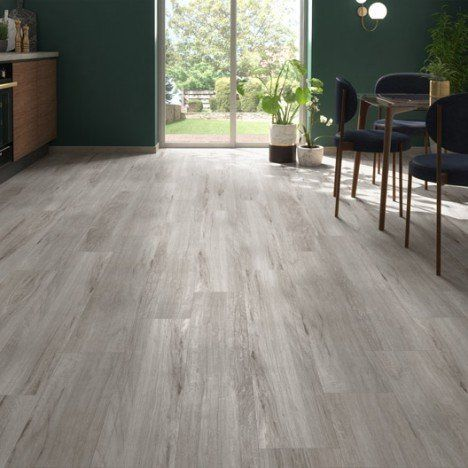 Lame Pvc A Clipser Intenso Gerflor Senso Premium Clic Authentic Grey Sol Pvc Dalle Sol Pvc Lame Pvc Clipsable