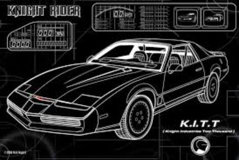 25 Ideas De Kitt El Auto Fantastico El Coche Fantastico Autos Carros De Películas