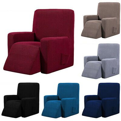 Advertisement Jacquard Stretch Fit Furniture Couch Chair Recliner Lazy Boy Cover Slipcover In 2020 Fitted Furniture Fabric Sofa Cover Couch Furniture