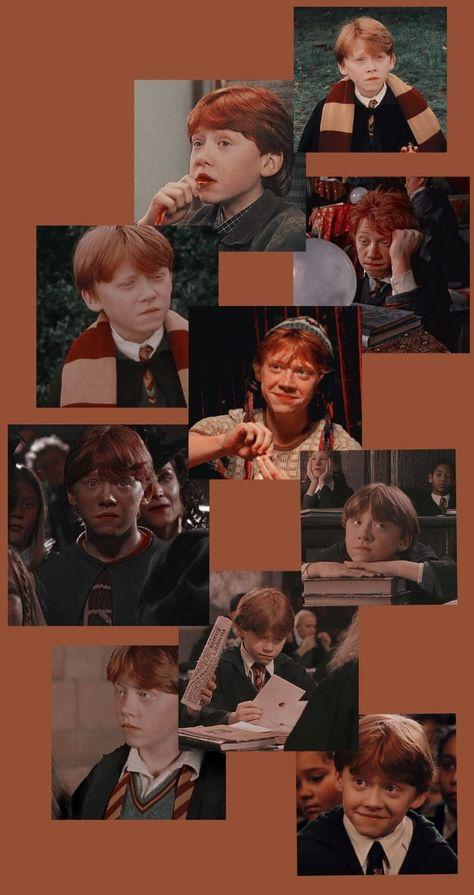 Ronald Weasley 🧡