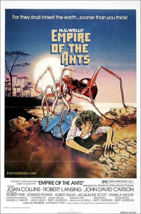 Kingdom Of The Spiders Movie Poster 24inx36in