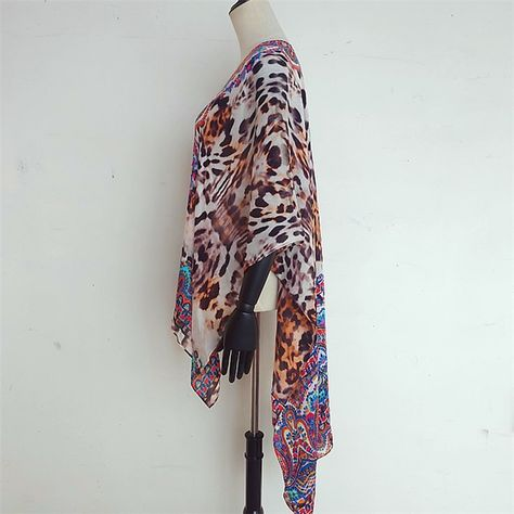 Scarf Manufacturer Custom Kimono Maker Digital Print On Demand Kimono With Super Softer 100 Modal Kimono Digital Prints Print On Demand