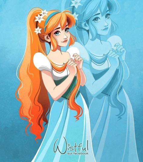 Thumbelina - I KNOW ITS NOT DISNEY I DONT HAVE ANOTHER BOARD TO PUT HER!