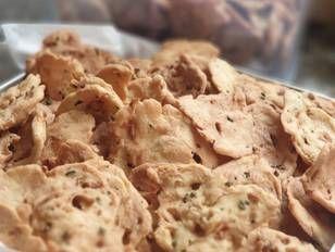 Resep Kue Bawang Keripik Mumbai Oleh Md S Kitchen Resep Resep Kue Makanan Keripik