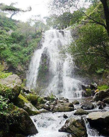 La cascada de Bandola es un espectáculo natural del que puede disfrutar en su visita a Omitlán de Juárez esta ubicada a 20 minutos… | Pachuca Mas Bella | Pinte…