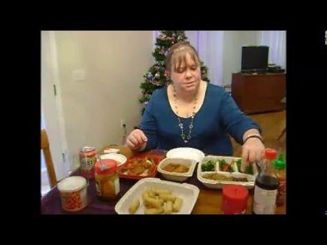 Eat With Me, Christmas Theme, Muk bang, Lunch