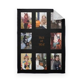 Plush Fleece Photo Blanket (50x60)