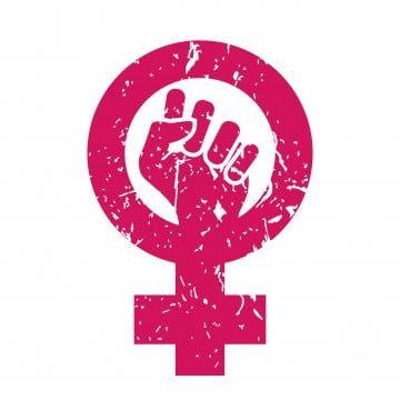 Fist Feminism Feminist Hand Resist Rights Movement Female Protest Fight Symbol Power Sign Icon Up Vector Activist Color Conc Female Symbol Symbols Iconic Women