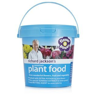 Richard Jackson S Flower Power 1 125kg Premium Plant Food A Granular Plant Feed Containing Extra High Levels Of Potash As Plant Food All Plants Flower Power