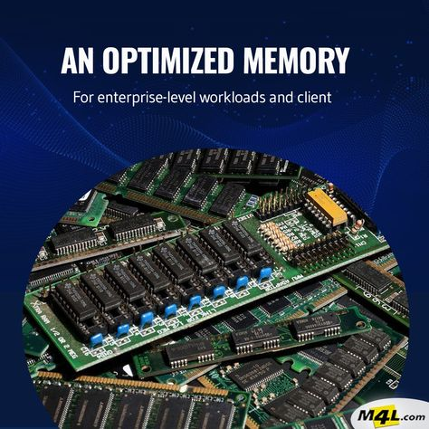 An optimized memory for enterprise-level workloads and client