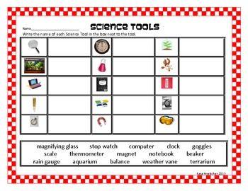 Lab Equipment Worksheet Free Templates Worksheet. Science. Science ...