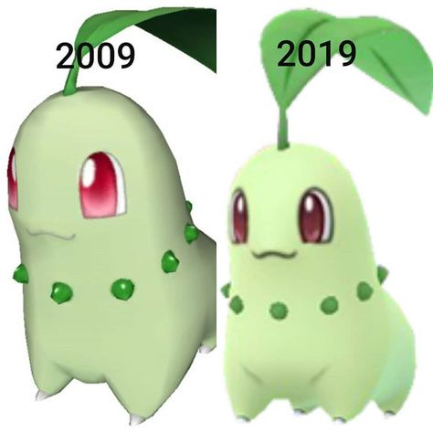 I was going to do this and I just saw that someone else did it with Chikorita's HGSS sprite (in my story), so I went a different way.…