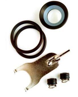 Faucet Repair Kit Plumbshop Faucet Repair Kit 1 Pk Canadian Tire Woodford Freezeless Wall Faucet Repair Kit In 2020 Faucet Repair Kitchen Faucet With Sprayer Faucet