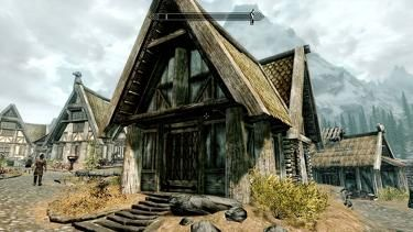 Skyrim Houses Where To Buy And How To Build A House Eurogamer Net In 2020 Skyrim House Building A House Sims House Plans