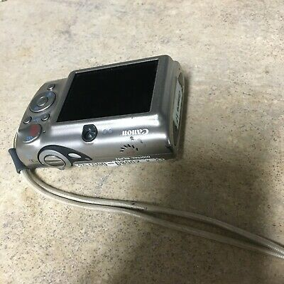 Canon Powershot Sd900 Titanium 10mp Digital Elph Camera Powershot Digital Slr Camera Digital Camera