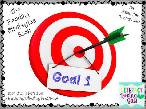 The Book Study Has Begun! The Reading Strategies Book: Goal 1- Supporting Pre-Emergent and Emergent Readers