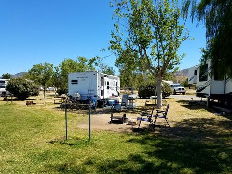 California Best Full Hookup Campgrounds In