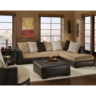 Cool Trending Now Swinyer Two Toned Sectional Affordable Home Creativecarmelina Interior Chair Design Creativecarmelinacom