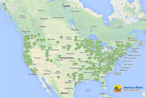 We are excited to launch an interactive map showing all ...