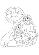 malvorlagen jesuskind