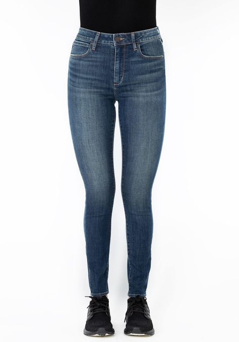 Hilary High Rise Jeans | Chelan - 27