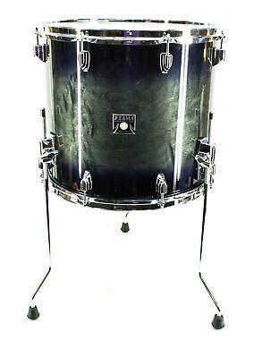 Tama Superstar Classic Maple16 X 14 Floor Drum Dark Indigo Burst Drums Tama Music Instruments