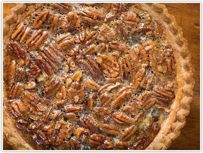 Bee Raw Honey : Recipe : Honey Pecan Pie