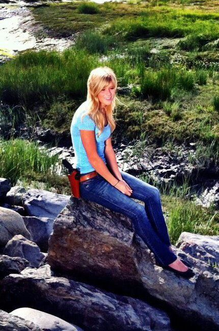 Pin by RAE Industries on smith and wesson | Wild west alaska, Girl