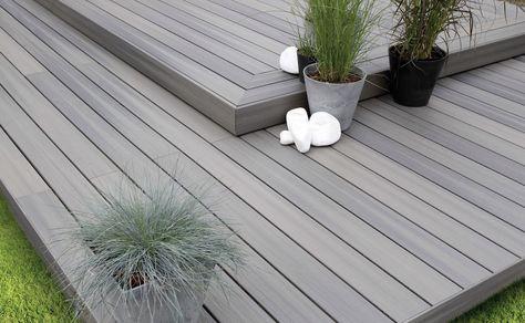 Die besten 25+ Wpc terrassendielen Ideen auf Pinterest - bankirai terrasse verlegen vorteile