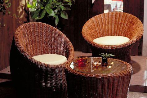 アジアンカフェ風のインテリアコーディネート実例写真アジアンカフェ風