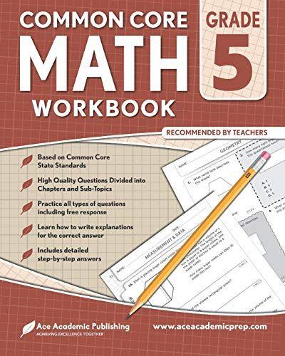 Download Pdf 5th Grade Math Workbook Commoncore Math Workbook Free Epub Mobi Ebooks Math Workbook Workbook 5th Grade Math