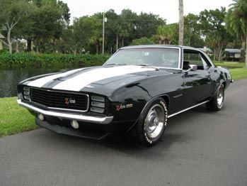 My Dream Car A Black With White Stripes Camaro Pure