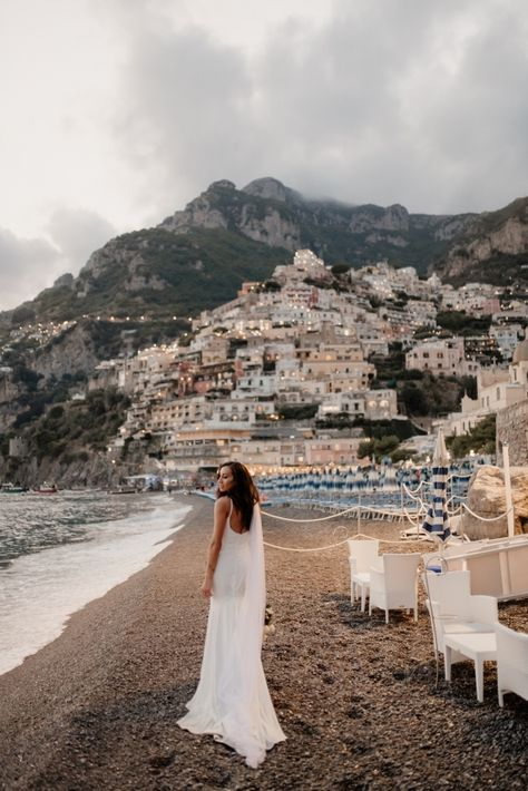 Romantic and Private Positano Destination Elopement – Lucrezia Senserini 32  Here are our favorite websites for a swoon-worthy honeymoon and all the things you'll need to pack.  #bridalmusings #bmloves #wedding #destinationwedding #travel