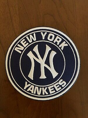 Details About New York Yankees Team Embroidered 4 Iron On Patch Yankees Team New York Yankees Iron On Patches