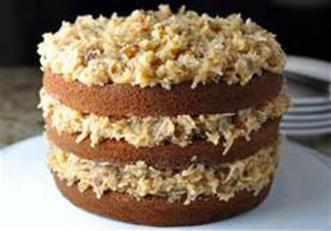 German Chocolate Cake Lip Balm #carrotcake