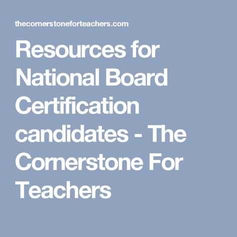 National Board e-portfolio examples Edu - National Board - powerschool administrator sample resume