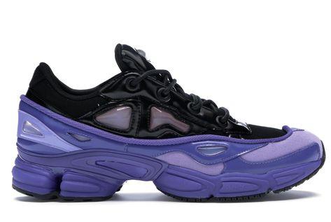 buy online 038ef 9794c adidas Ozweego 3 Raf Simons Purple Black