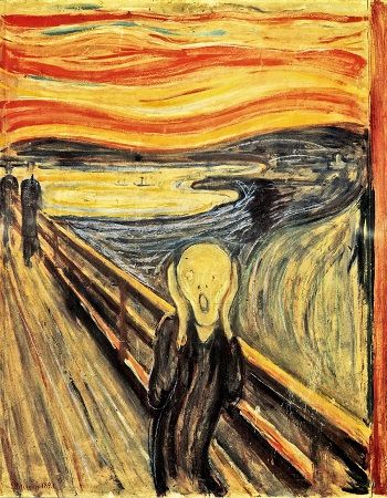 Top 10 Paintings Which Define Human Emotion Famous Artists Paintings Emotional Art Famous Art