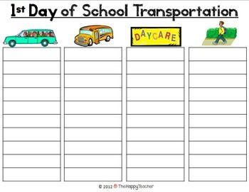 Editable Student Information Sheet From Kindergartenworks On