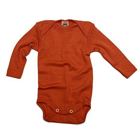 Baby Body Langarm Gr.80