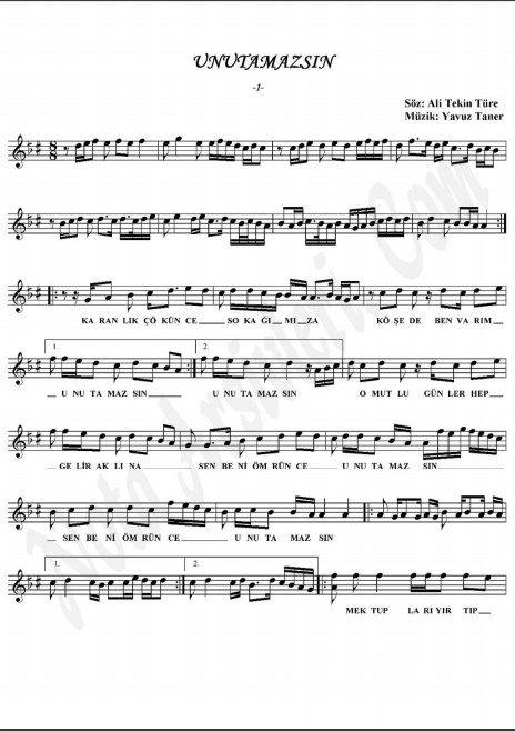 Sen Beni Omrunce Unutamazsin Nota Ile Ilgili Gorsel Sonucu Notalara Dokulmus Muzik Muzik Notalari Muzik