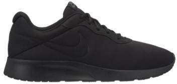 Black-Dark Grey Mens Sneakers (9.5