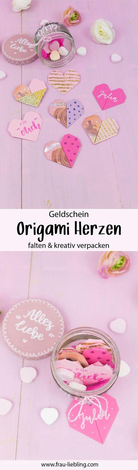 List Of Pinterest Geldgeschenk Geburtstag Frauen Glas Ideas